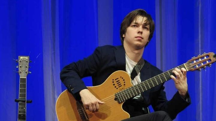 Никита Болдырев, гитарист