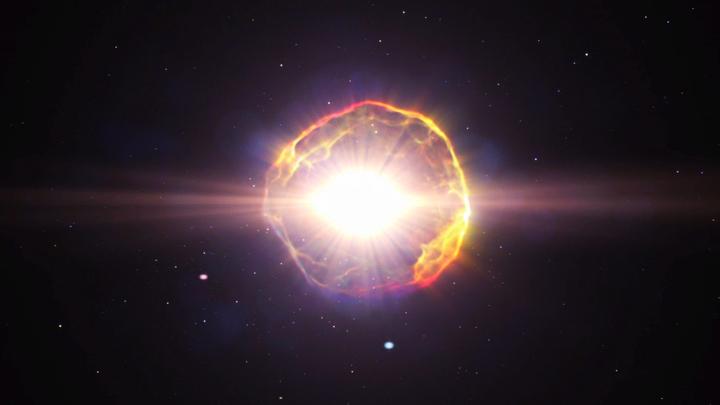 Вспышки сверхновых – один из самых мощных взрывных процессов во Вселенной.
