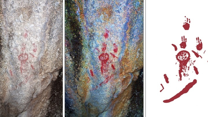 В 1968 году учёные предположили, что следам примерно 25 тысяч лет, но их современные коллеги при помощи сразу двух весьма точных методик изменили это представление.