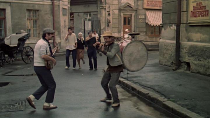 """36 лет назад на экраны вышел фильм """"Мы из джаза"""" Карена Шахназарова"""