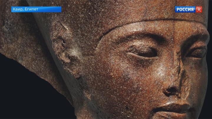 Власти Египта требуют снять с аукциона бюст Тутанхамона