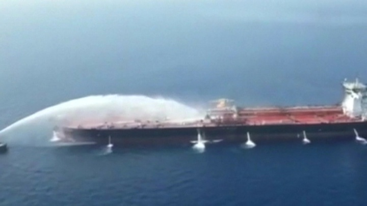 США ответят на потерю дрона новыми санкциями против Ирана