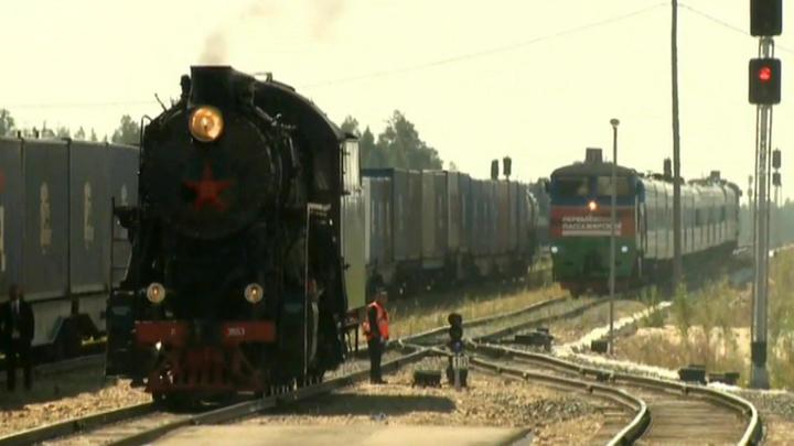 В Якутии открылась новая ветка пассажирской железной дороги