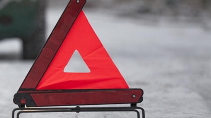 Женщина пострадала в ДТП на Воздвиженке в центре Москвы
