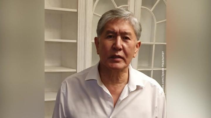 Экс-президент Киргизии объявил голодовку в СИЗО