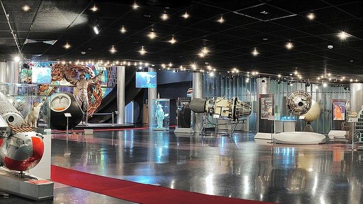 Мемориальный музей космонавтики в Москве, ВДНХ