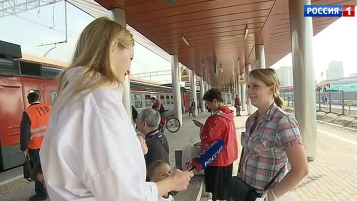 Платформу Северянин перенесли к МЦК: пересадка стала быстрее и удобнее
