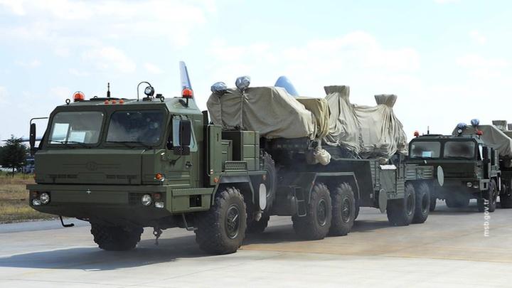 Российские специалисты по С-400 закончили обучение турецкого персонала