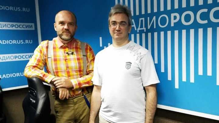 Дмитрий Конаныхин и Константин Воронцов (МФТИ)