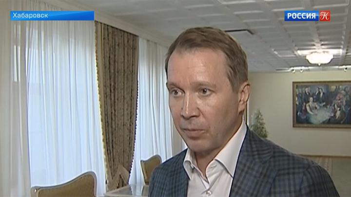 Евгений Миронов открыл Фестиваль театров Дальнего Востока