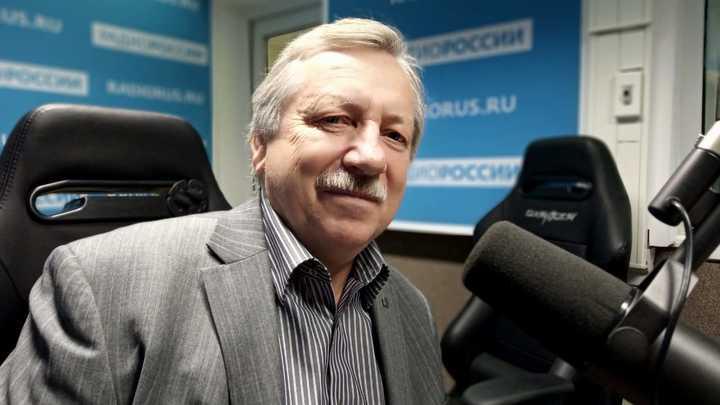 Сергей Александрович Пулинец, главный научный сотрудник Института космических исследований РАН, доктор физико-математических наук