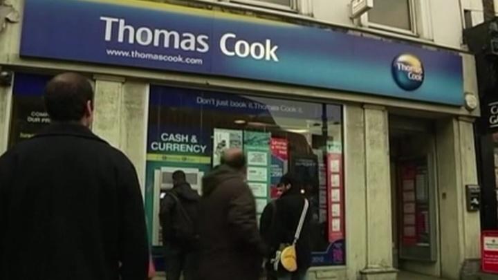 Отельеры берут в заложники клиентов туроператора Thomas Cook