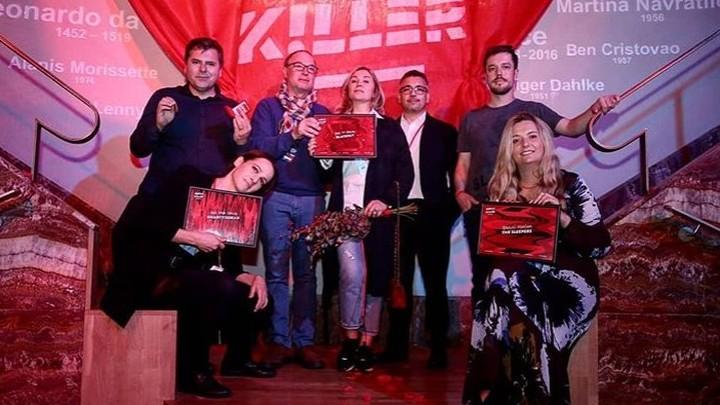 """Картина Сергея Урсуляка """"Ненастье"""" получила главный приз фестиваля Serial Killer"""