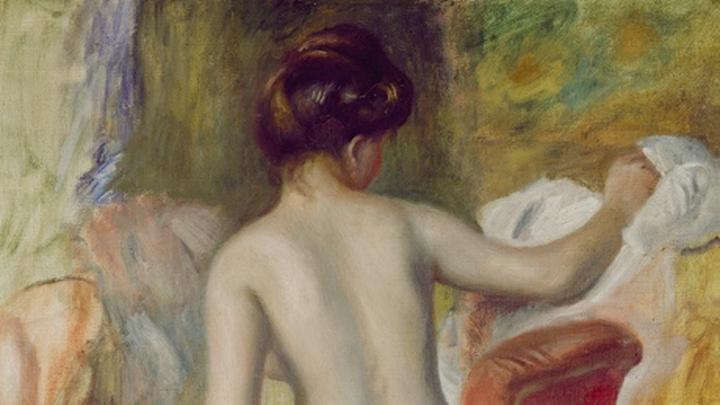 Ренуар: тело, чувства… Выставка в Музее Кимбелла