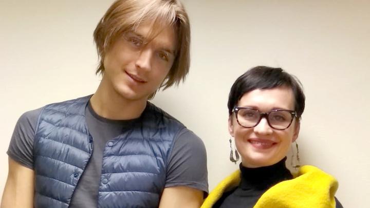 Денис Родькин и Алла Волохина