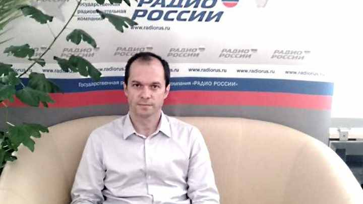 Михаил Благонравов