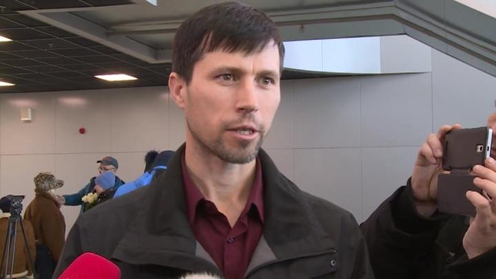 Семья Лисовых вернулась в Хабаровск photo