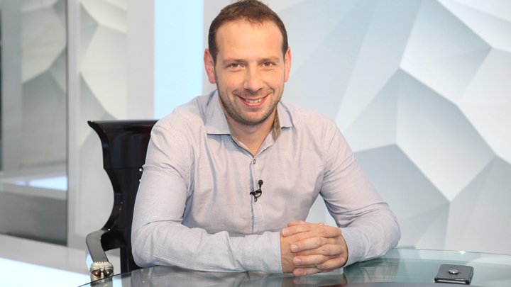 Борис Андрианов празднует 45-летие