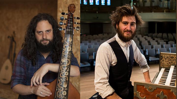 Fahmi Alqhai и Jean Rondeau  /vgso.ru и Aryeh Oron/