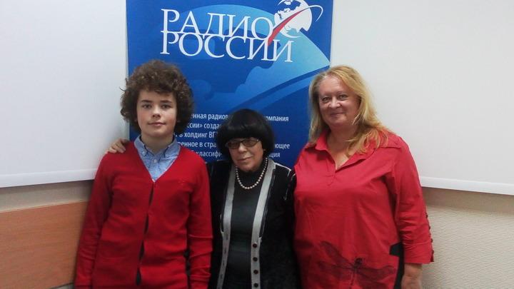 Сева Завидов и Татьяна Абрамовна Зеликман