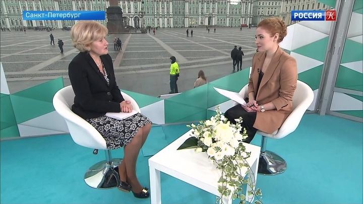 Ольга Голодец рассказала об особенностях VIII культурного форума в Петербурге