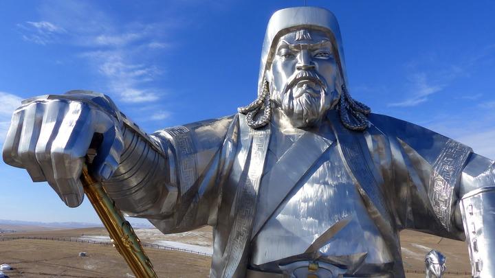 Чингисхан / Монголия