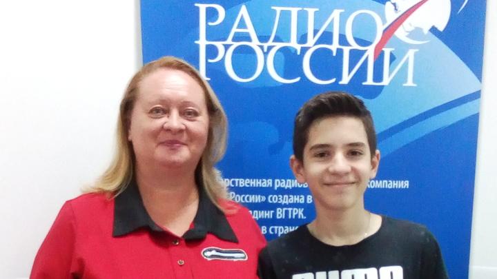 Ирина Ушанова и Дмитрий Пинчук