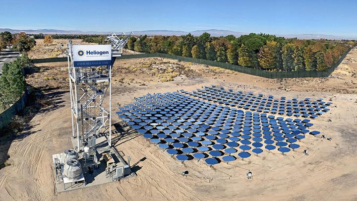 Компания, финансируемая Биллом Гейтсом, совершила прорыв в солнечной энергетике