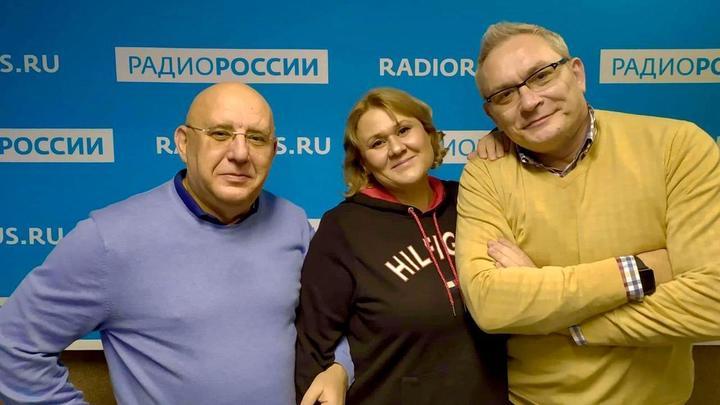 Вадим Быркин, Ольга Максимова и Вячеслав Коновалов