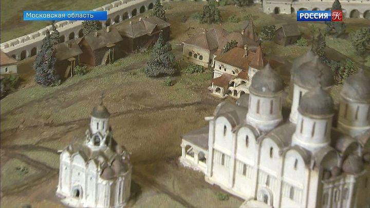 На территории Свято-Троицкой Сергиевой Лавры обнаружили необычные находки