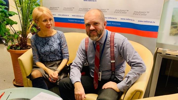 Наталия Таньшина и Дмитрий Конаныхин