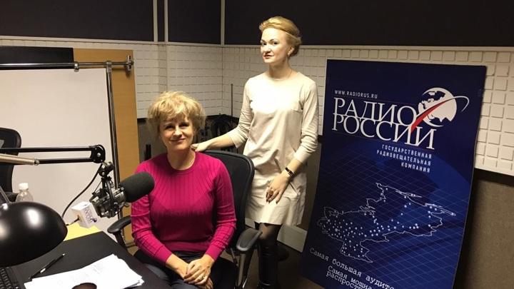 Тамила Мартынюк  и Анастасия Татарникова