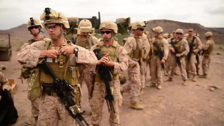 СМИ: США занижают численность воинского контингента в Афганистане