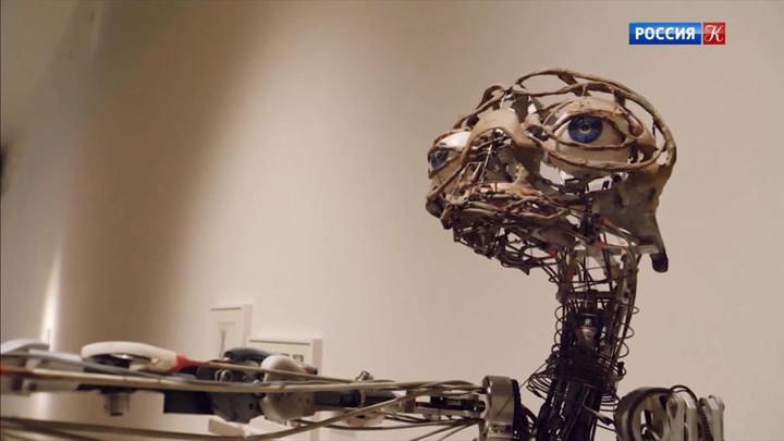 В Риме открылась выставка «Механика монстров»