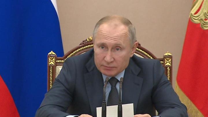 Путин: Россия продала оружия на 13 миллиардов долларов