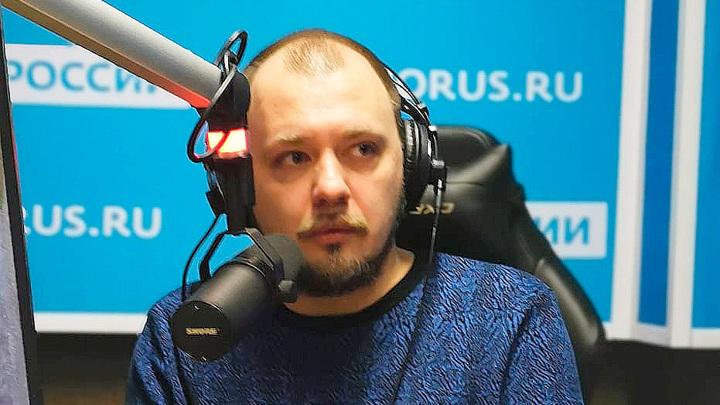 Египтолог Виктор Солкин