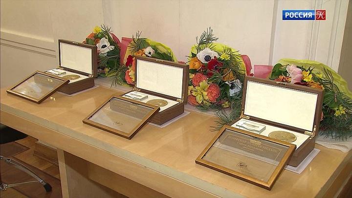 Памятную медаль Сергея Михалкова вручили деятелям культуры и искусства