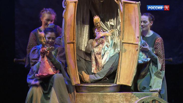 «Сказка о царе Салтане» — премьера в театре кукол Сергея Образцова