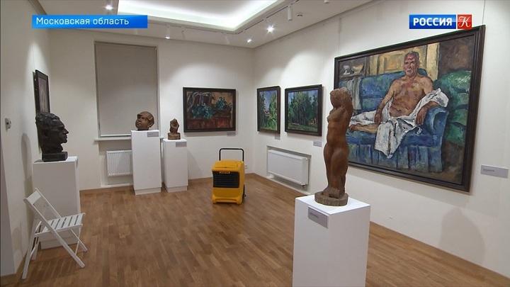 "В музее-заповеднике ""Абрамцево"" открылась экспозиция ""Абрамцево. Искусство XX века"""