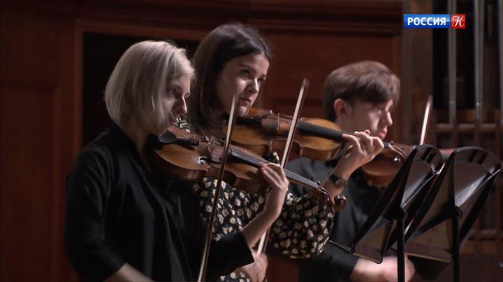 ВМоскве проходит фестиваль камерной музыки «Возвращение»