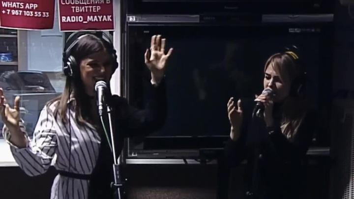 Живой концерт Аделины Моисеевой