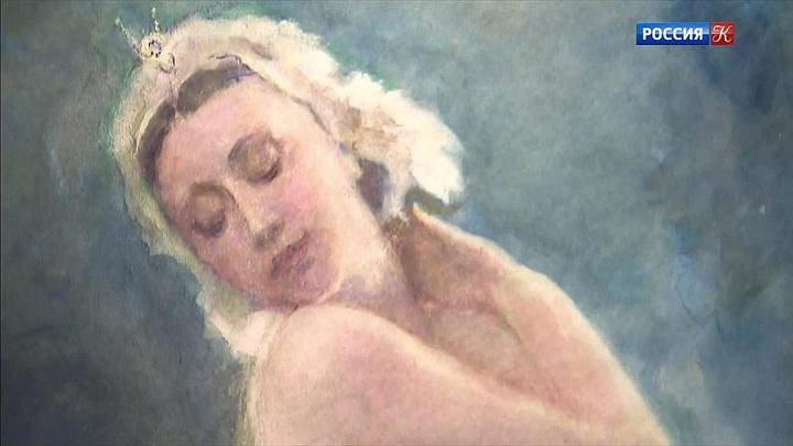В Театральном музее имени Бахрушина - выставка, посвященная Галине Улановой