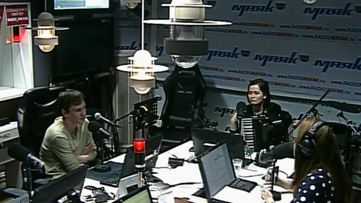 Маяк ПРО. Живой концерт. Вадик Королёв и Женя Попова