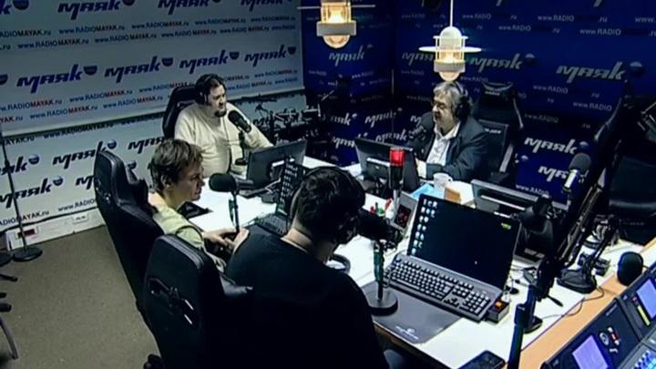 Рок-уикенд. Интервью с Антоном Черниным, Иваном Смирновым и Вадиком Королёвым