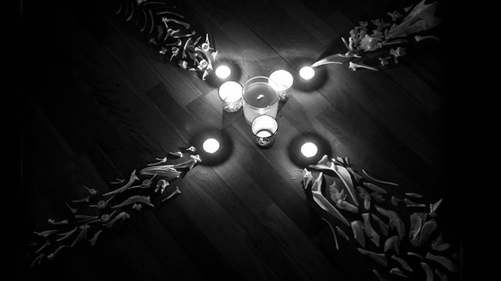 Химолк (Имолк), крест Святой Бригитты | CC BY-SA 2.0 (by nik gaffney)