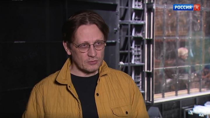 Актер Василий Реутов стал лауреатом премии имени Владислава Стржельчика