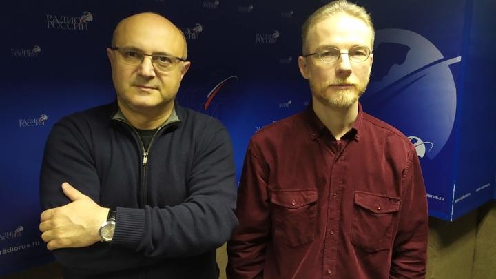Николай Мамулашвили и Денис Шереметьев