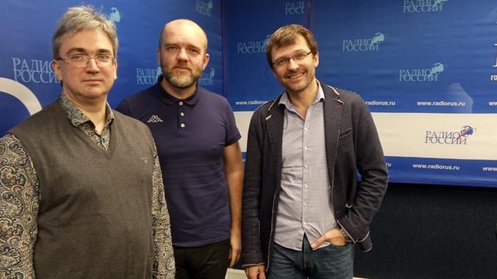 Игорь Пивоваров, Константин Воронцов и Дмитрий Конаныхин