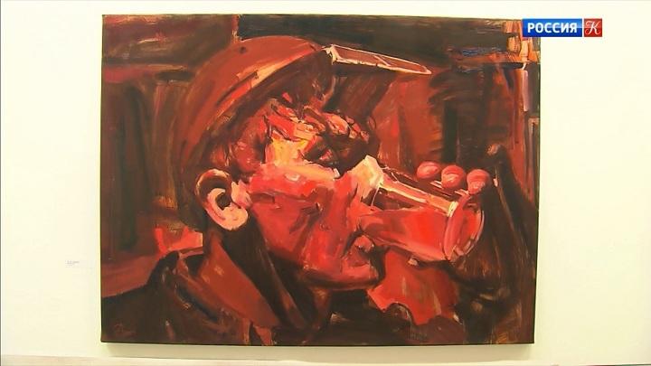 В Галерее искусств Зураба Церетели открылась выставка «Архетипы»