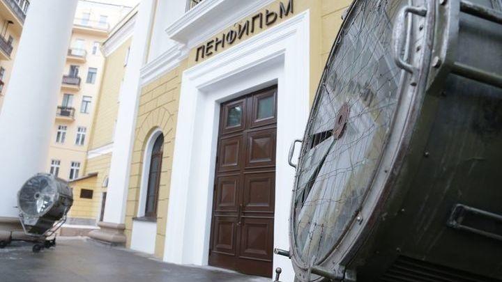 """Эдуард Пичугин покинул пост директора """"Ленфильма"""""""